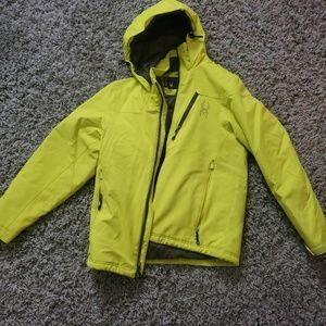 Mens Spyder ski jacket size small